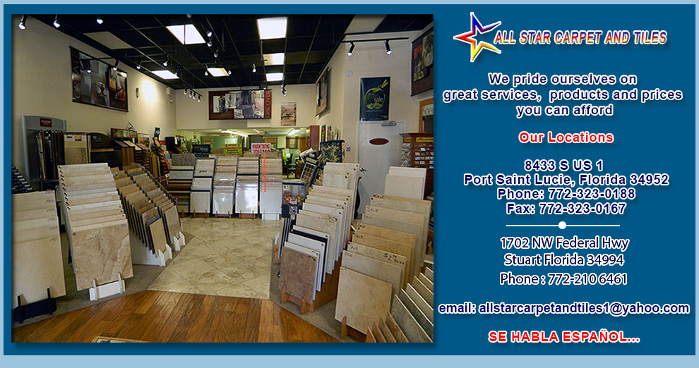 Tile Store Carpet Store Flooring Port Saint Lucie Florida